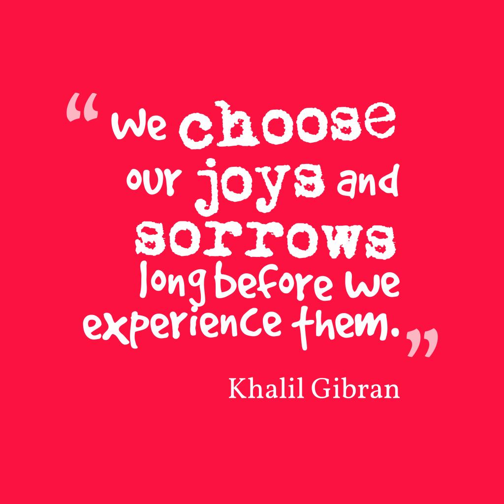 Khalil Gibran Quotes (6)
