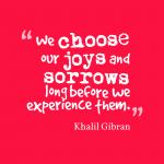 Khalil Gibran Famous Quotes
