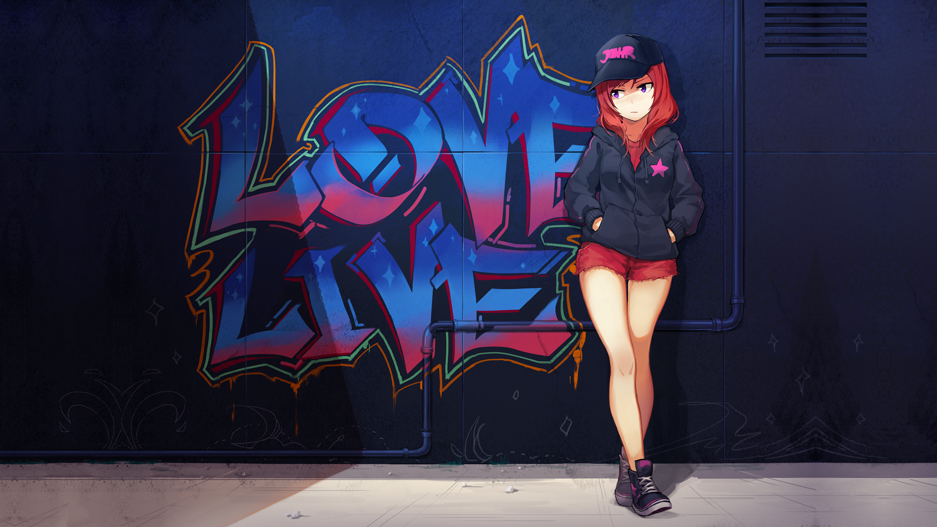 25 Exclusive Graffiti Love Wallpapers